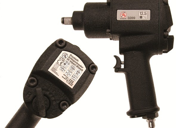 Pistol pneumatic de impact 1/2